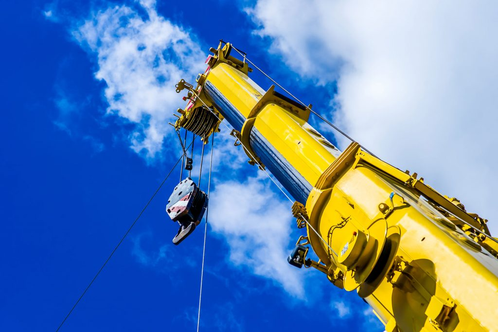 Tru-Tec-NDT Professional Conventional and Advanced Non Destructive Testing Solutions Inspections South Yorkshire Crane Inspection 2