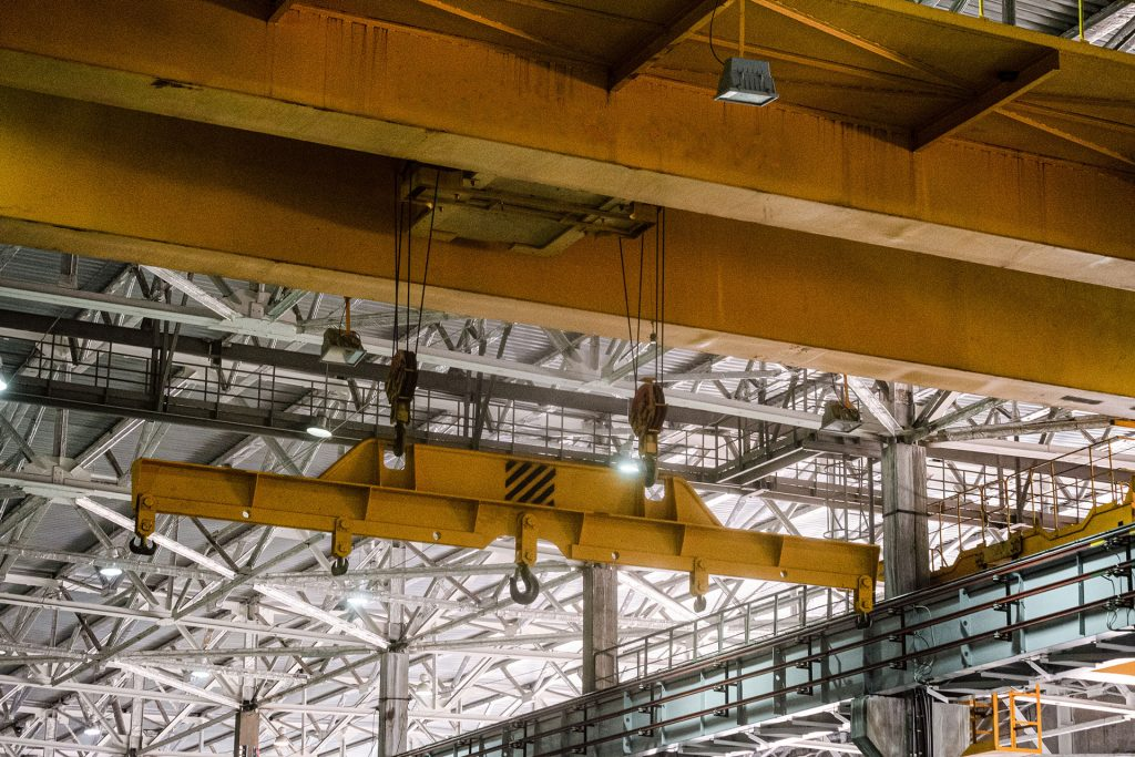 Tru-Tec-NDT Professional Conventional and Advanced Non Destructive Testing Solutions Inspections South Yorkshire Crane Inspection